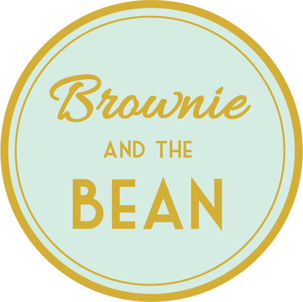 Brownie and the Bean logo