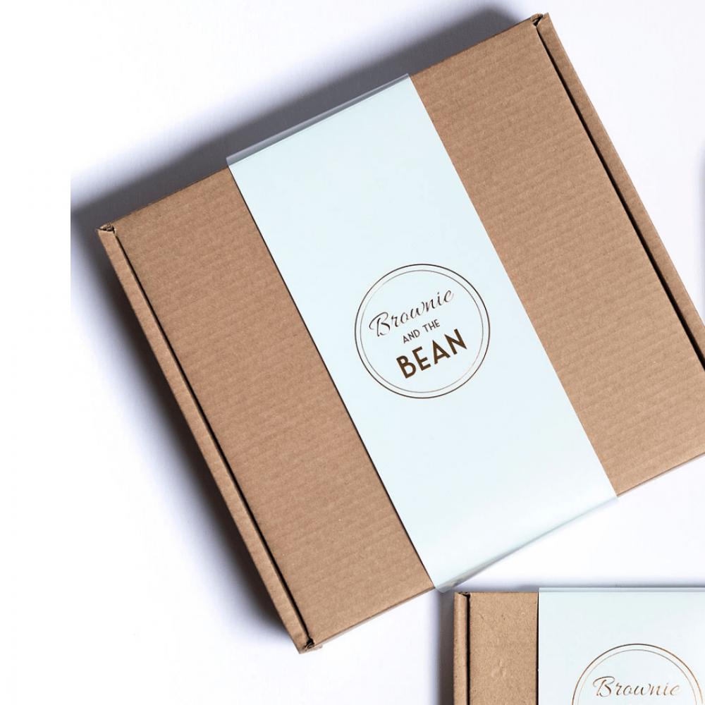 Brownie eco packaging